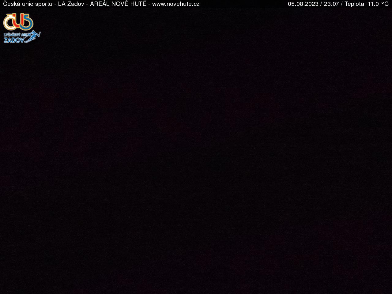 Webcam Skigebiet Zadov - Churanov Nove Hute - B�hmer Wald