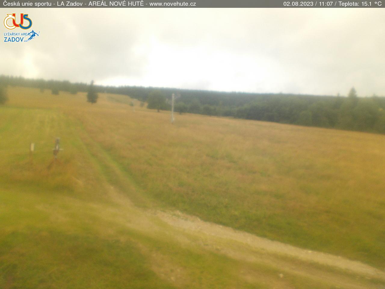 Webcam Skigebied Zadov - Churanov Nove Hute - Bohemer Woud